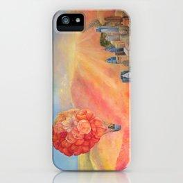 Hot Air Bloom iPhone Case