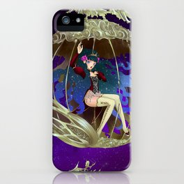 galaxy's Fortune iPhone Case