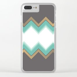 Chic Clear iPhone Case