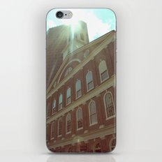 Faneuil Hall iPhone & iPod Skin