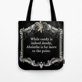 "The Goblin Market: ""Green with Envy"" Tote Bag"