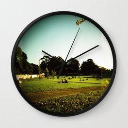 Newtown Park, Sydney Wall Clock
