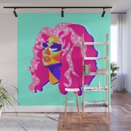 QUEEN TRIXIE MATTEL Wall Mural