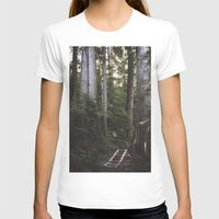 giants T-shirts featuring Among Giants by Frances Dierken