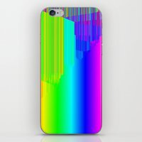 pivot iPhone & iPod Skins featuring R Experiment 4 (quicksort v2) by X's gallery