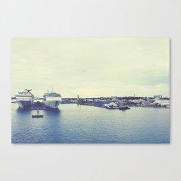 Nassau Canvas Print