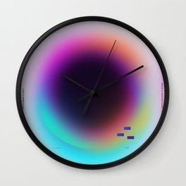 In the Beginning Wall Clock