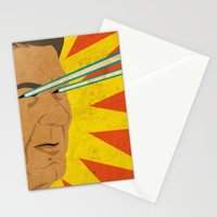 Ronald Raygun Stationery Cards