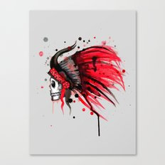 Savages Canvas Print