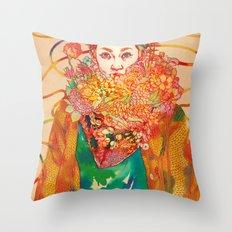 Ryo Throw Pillow