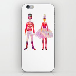 Nutcracker Ballet iPhone Skin