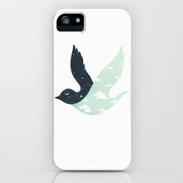 Bipolar Bird iPhone Case