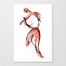 Goldfish Canvas Print