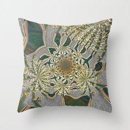 Swirlz Throw Pillow