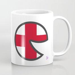 England Smile Coffee Mug