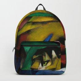 """Franz Marc """"The Tiger"""" Backpack"""