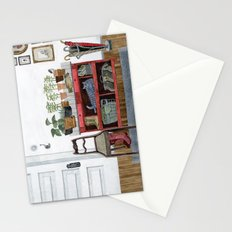 Cozy Entryway Stationery Cards