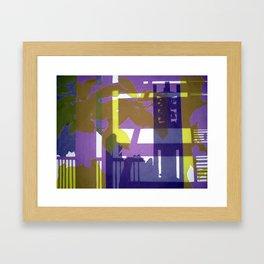 Belltower Framed Art Print