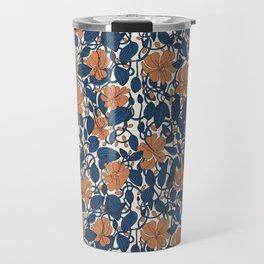 Floral Garden Travel Mug