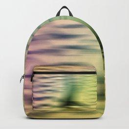 Safari Bird Abstract Backpack