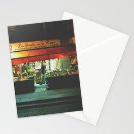 Parisian Markets Stationery Cards