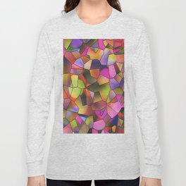 Stain Glass Long Sleeve T-shirt