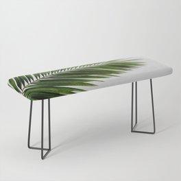 Palm Leaf I Bench