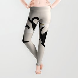 Ninja Cats I. Leggings
