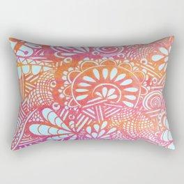 harvest print Rectangular Pillow