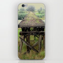 Journey's End iPhone Skin