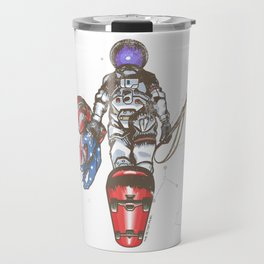 The Last Spaceman Travel Mug
