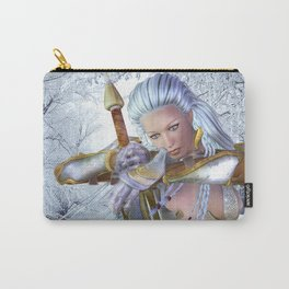 Frozen in thought Carry-All Pouch