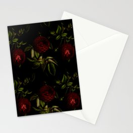 Victorian Floral Deluxe Stationery Cards