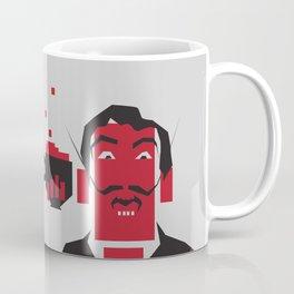 Tea an Crumpets with Dali Coffee Mug