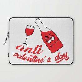 Anti valentine's day Laptop Sleeve