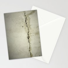 Concrete Wall Stationery Cards