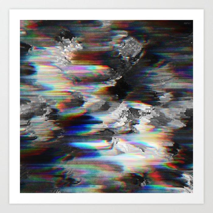 Winds of Erosion Art Print