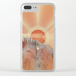 Not knowing when the dawn will come #everyweek 49.2016 Clear iPhone Case