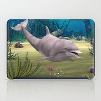 dolphin iPad Cases featuring Dolphin by Design Windmill
