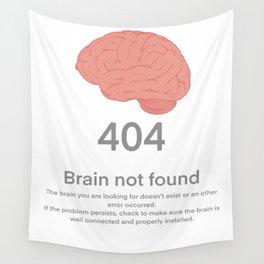 404 error Wall Tapestry