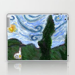 Dreaming of a Starry Night Laptop & iPad Skin