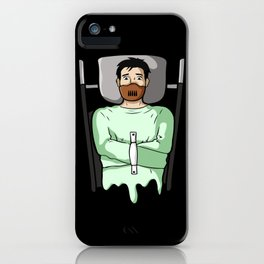 Cannibal iPhone Case