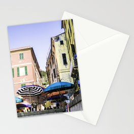 Outdoor Cafes Stationery Cards
