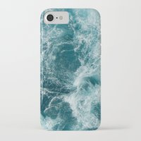 iPhone Cases featuring Sea by Vickn