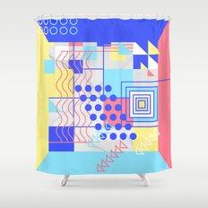 Sunday Shower Curtain