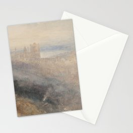 """J.M.W. Turner """"Moon over Lausanne"""" Stationery Cards"""
