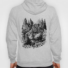 PACIFIC NORTHWEST SASQUATCH Hoody