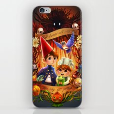 If dreams can't come true iPhone & iPod Skin