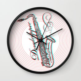 Dewdopper Wall Clock