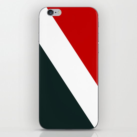 The Spencer iPhone & iPod Skin